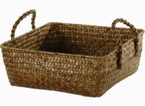 Basket for exercise at home for body fitness