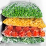Fruits and vegetables in Packets