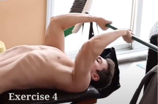 exercises for Body fitness at home