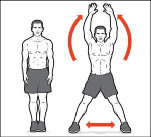 Exercise for body fitness